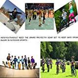 Protective Gear Set for Kids/Youth/Adult Knee