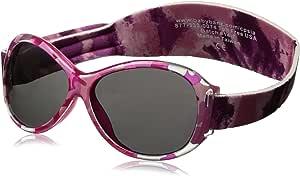 Banz Baby Retro Sunglasses, Pink Diva Camo