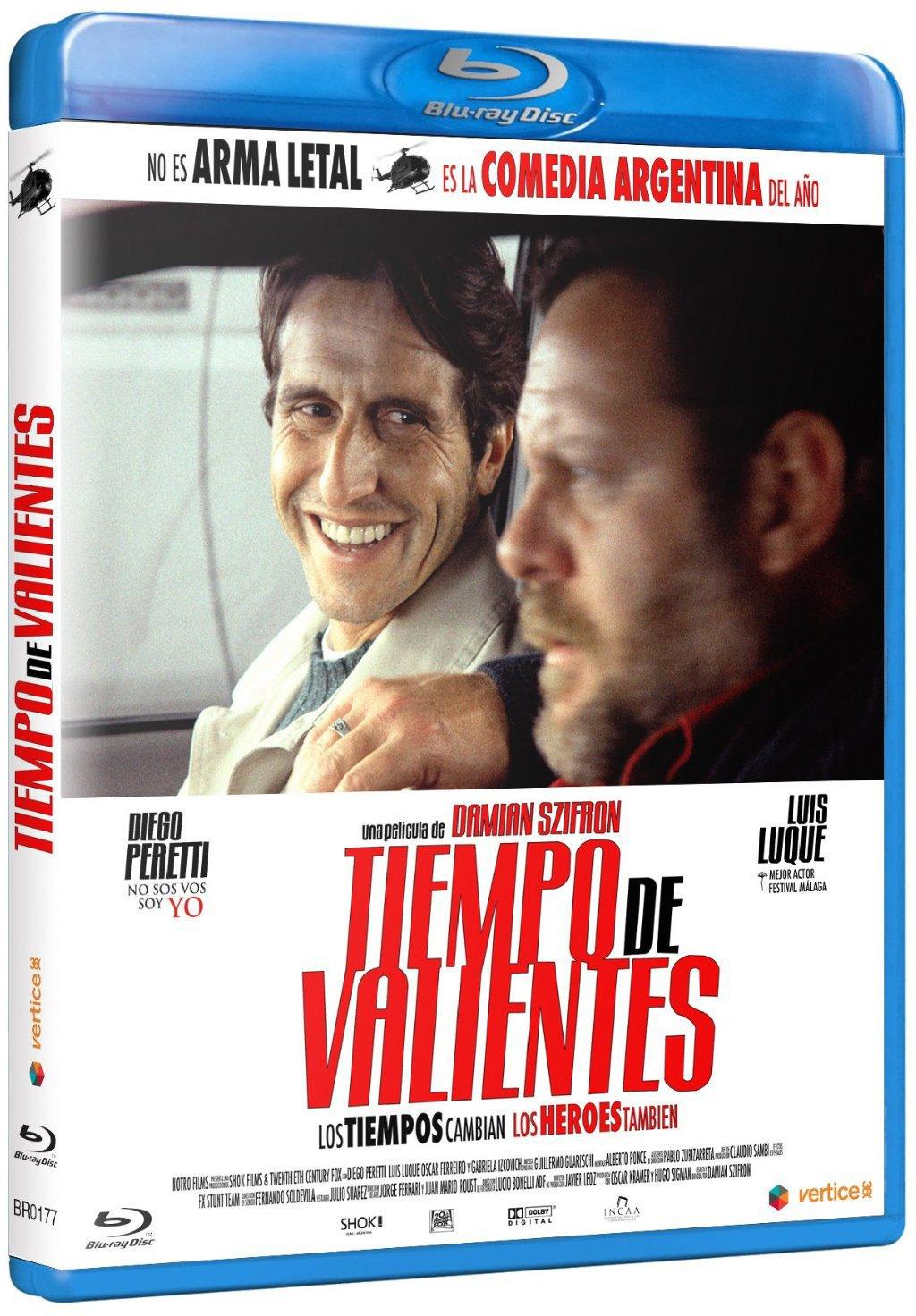 Tiempo De Valientes [Blu-ray]