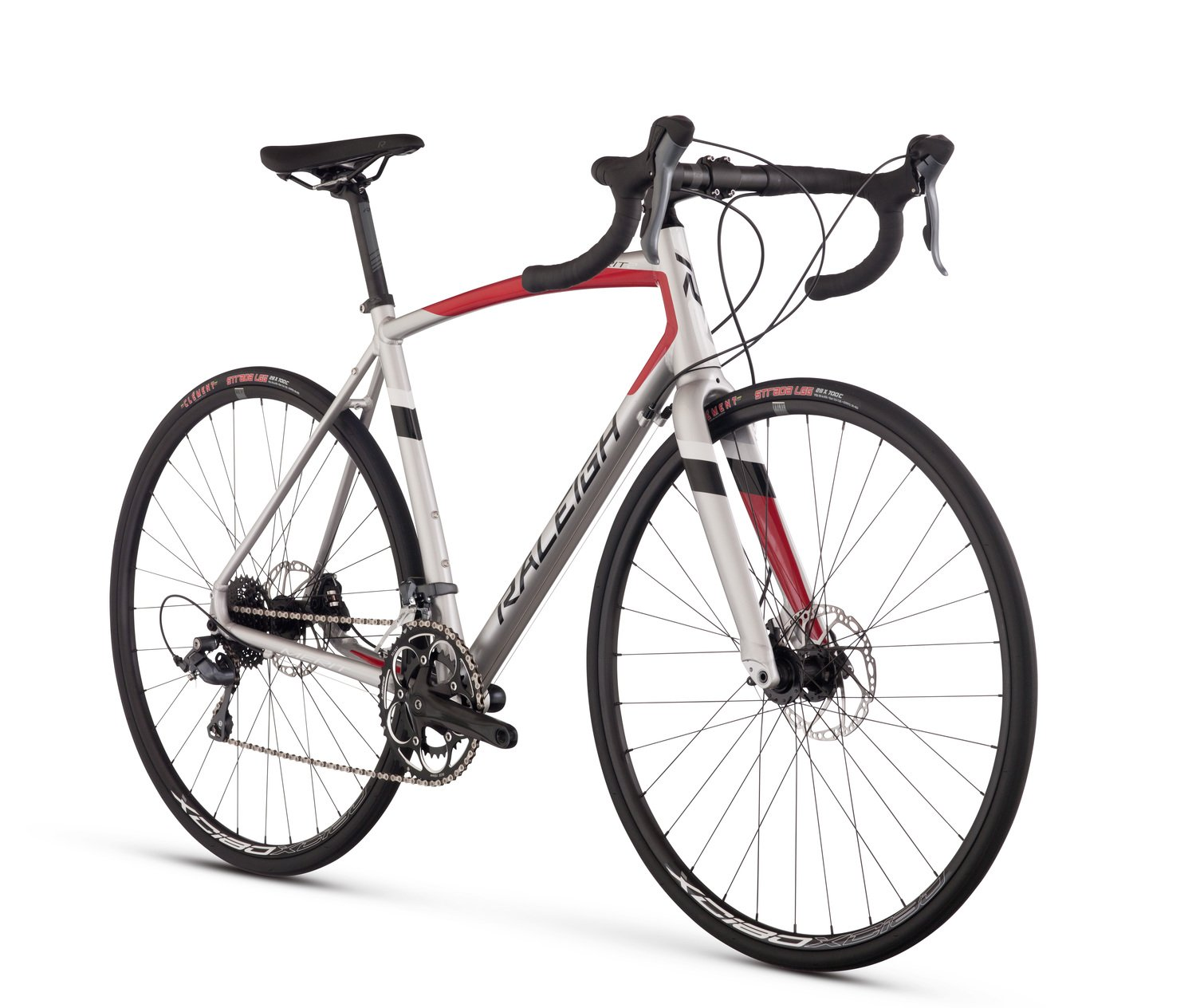 Raleigh Bikes Merit 2 Endurance Road Bike Best Touring Bikes Under $1000