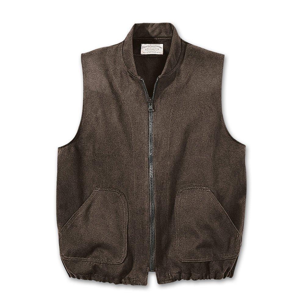 Filson 10035 Moleskin Vest Liner (XX-Large, Brown)