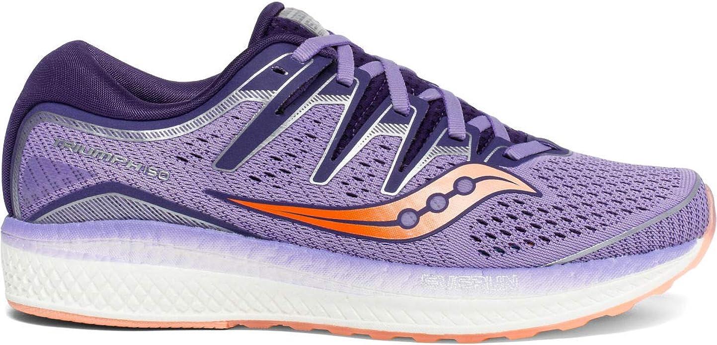 Saucony Triumph ISO 5, Zapatillas de Correr para Mujer: Amazon.es ...