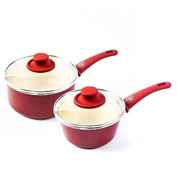 GreenLife Ceramic Saucepan