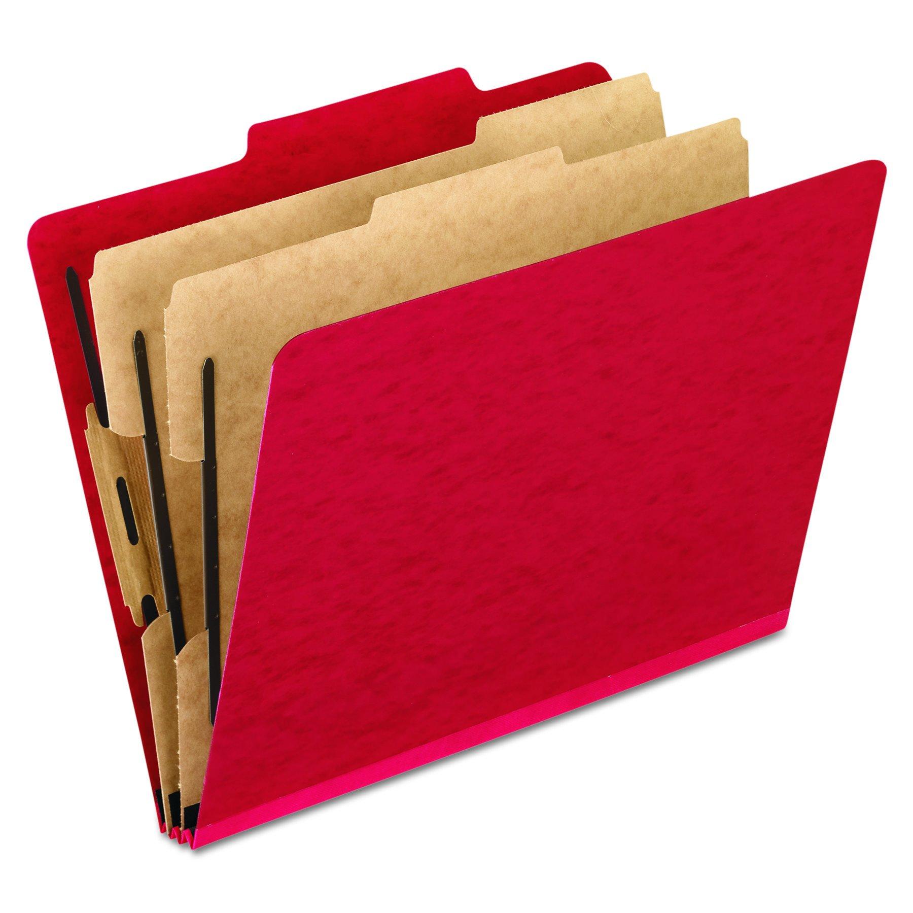 Pendaflex Classification Folders, (PFX1257SC) by Pendaflex
