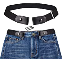 Integrity.1 Cinturón elástico sin Hebillas para Mujer,cómodo cinturón elástico Invisible para Pantalones Vaqueros…