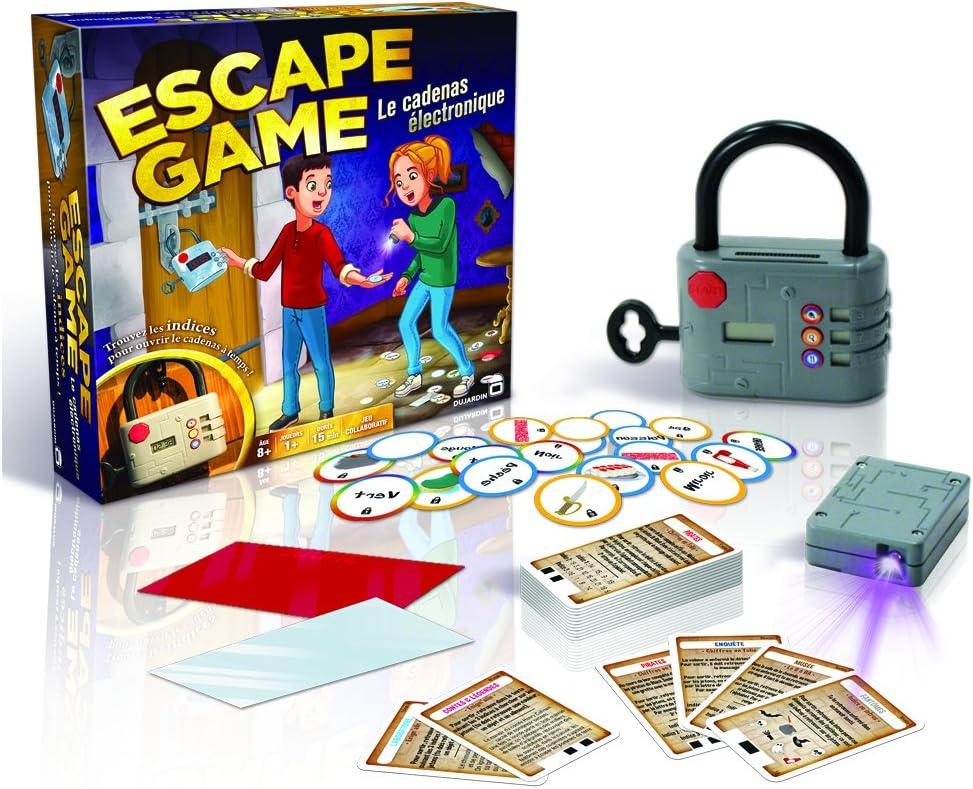 Dujardin Jeu Escape Game (1341278): Amazon.es: Juguetes y juegos