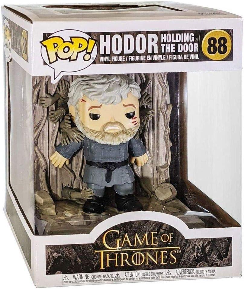 Game of Thrones Hodor Holding The Door #88 Funko Pop Deluxe