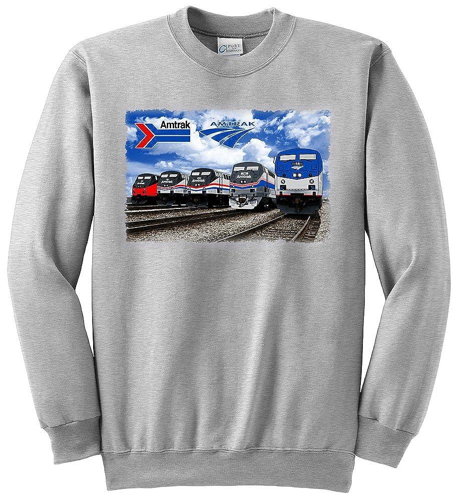 Amtrak Heritage Authentic Railroad Sweatshirt