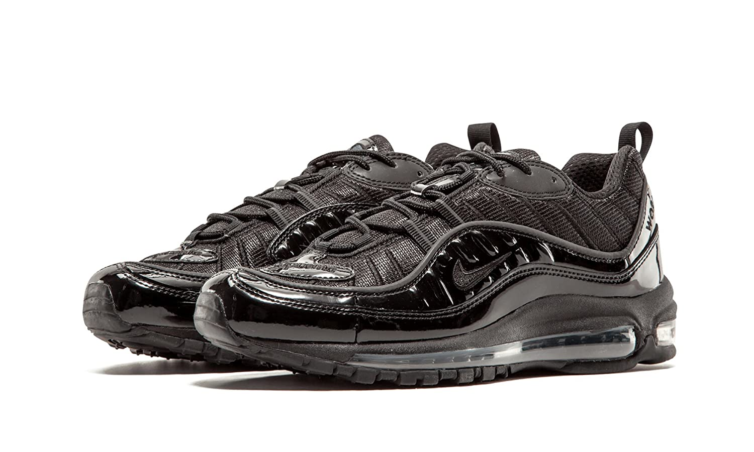 cdeace58f85 Nike Men s s Air Max 98   Supreme Running Shoes  Amazon.co.uk  Shoes   Bags