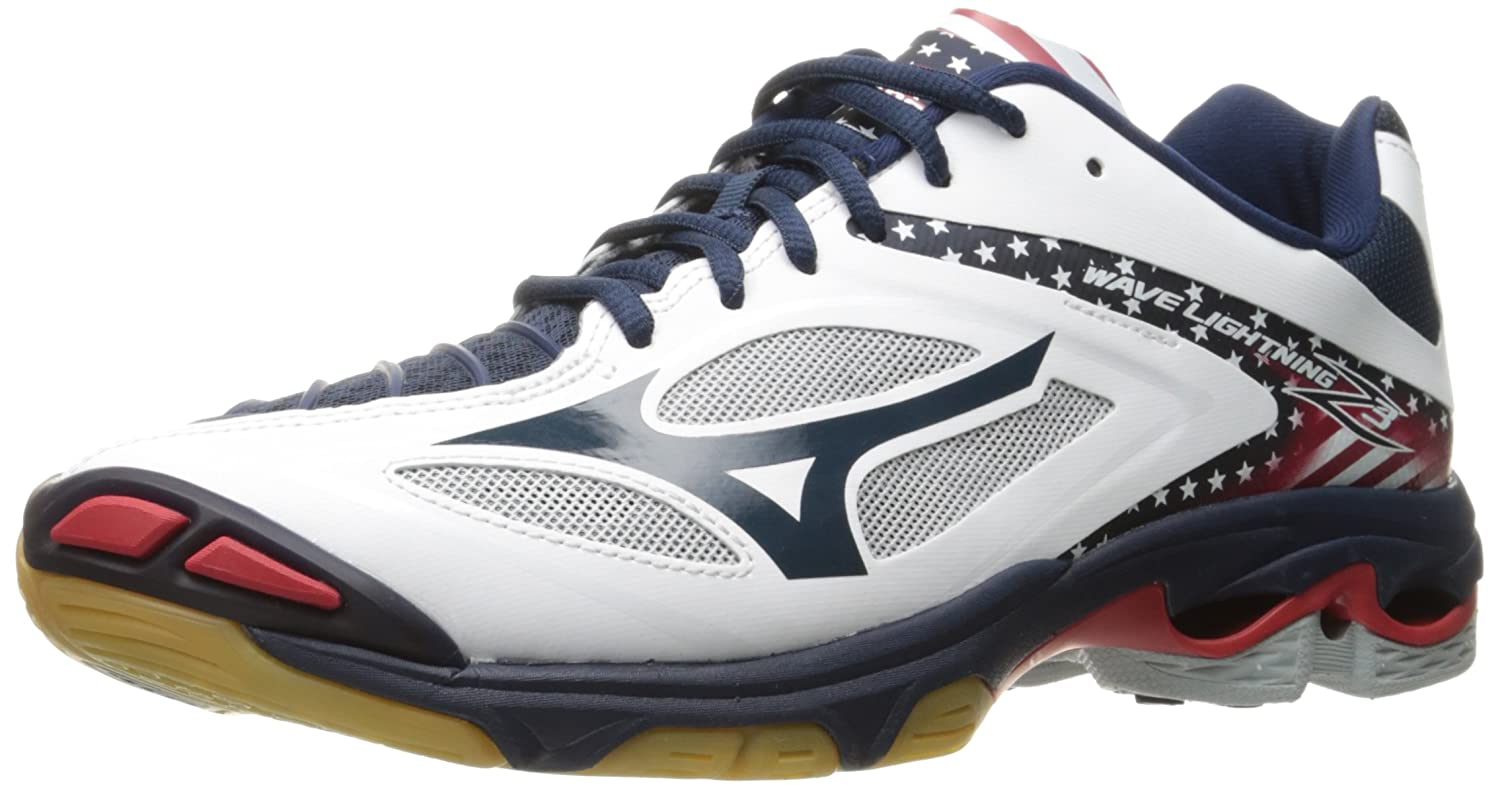 Mizuno Mens Wave Lightning Z3 Volleyball-Shoes