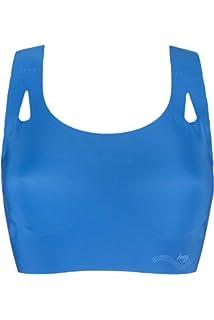 Sloggi Blue Zero Lace WDP Wattierter Bügel-BH Damen Träger abnehmbar 10186066