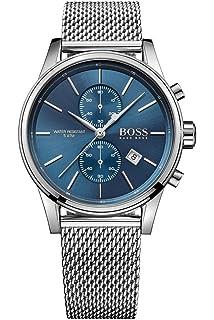 3e238f99f93d6 HUGO BOSS Men s Chronograph Quartz Watch with Stainless Steel Bracelet –  1513441