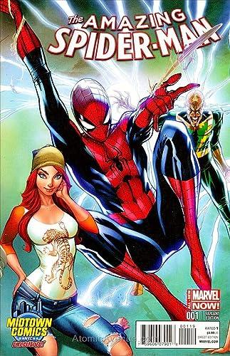 1dd405d578b29 Amazon.com: Amazing Spider-Man, The (3rd Series) #1A (34th) VF/NM ...