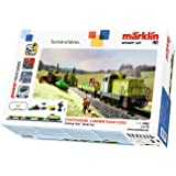 Marklin 29652 Claas DHG 700 Diesel Freight Starter Set (MFX-Fitted), 230 V
