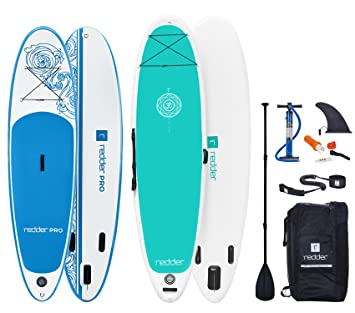 "redder Pack De 2 Tablas Paddle Surf Hinchables 10 & 108"" Vortex"