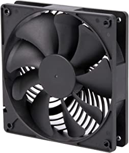 SilverStone Technology AP120i-PRO Air Penetrator 120mm Enhanced PWM Controlled Air Channeling Fan (SST-AP120I-PRO)