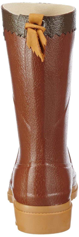 Aigle Unisex-Erwachsene Bison Gummistiefel Gummistiefel Bison Braun (Ambre) f97253