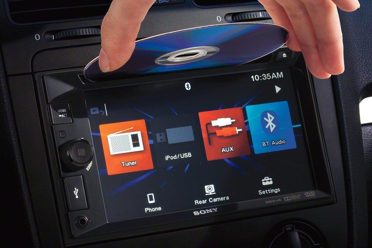Sony XAV-W651BT 6.2 Inch LCD DVD Receiver by Sony (Image #3)