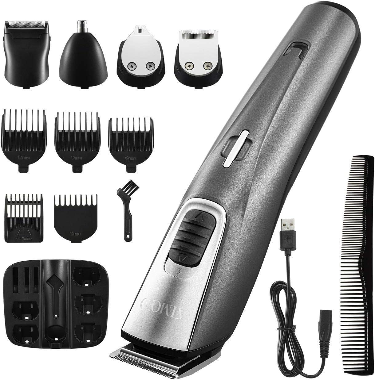 ATMOKO - Kit profesional de peluquería para hombre, para ...