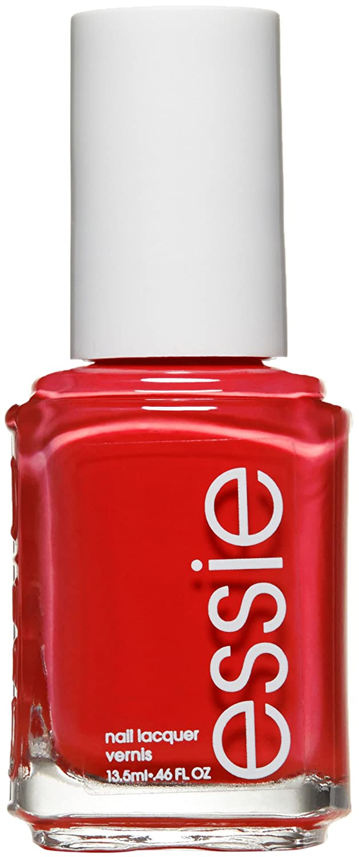 Amazon.com : essie nail polish, she\'s pampered, red nail polish ...