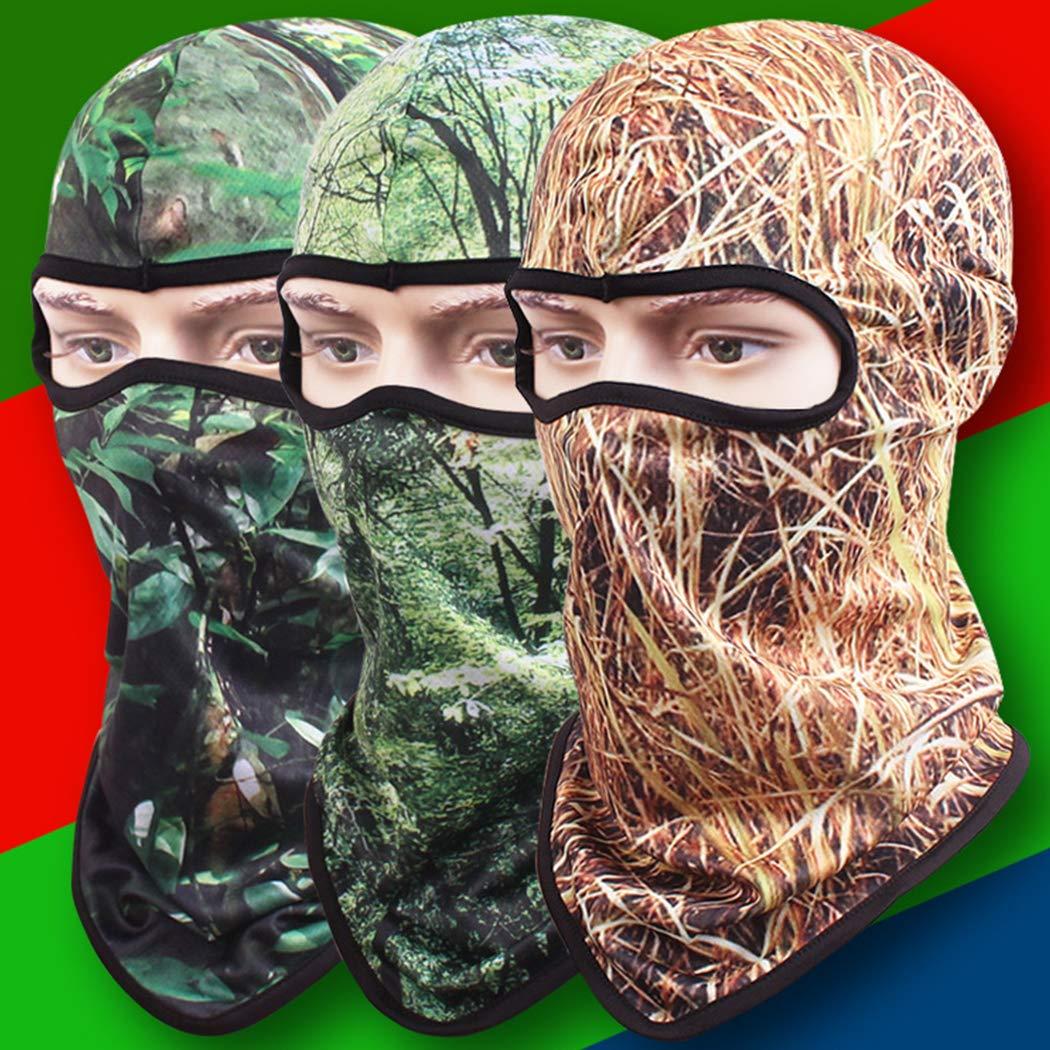 Fansport Outdoor Gesichtsmaske Atmungsaktiv Schnell Trocknend Sport Gesichtsmaske Jagdmaske