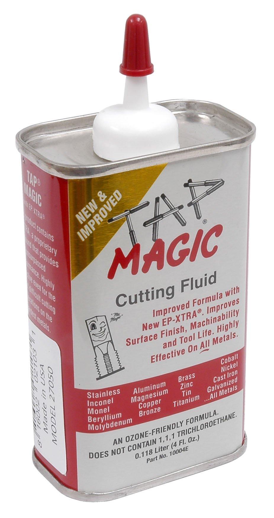 Hot Max 27050 Tap Magic Cutting Fluid, 4