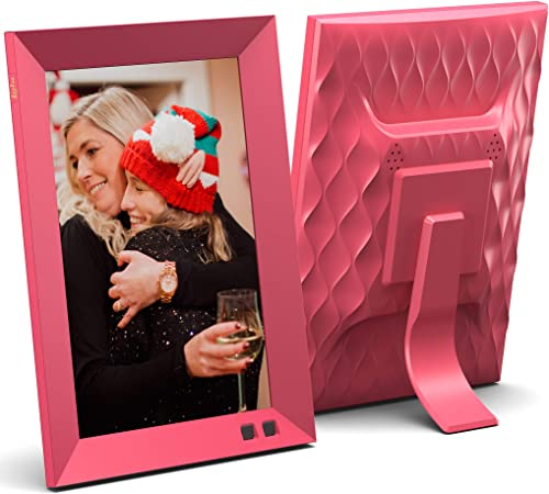 LOLA Smart Digital Picture Frame 8 Inch