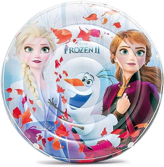 Intex 56515NP Colchoneta infantil redonda Frozen II: Amazon.es: Juguetes y juegos