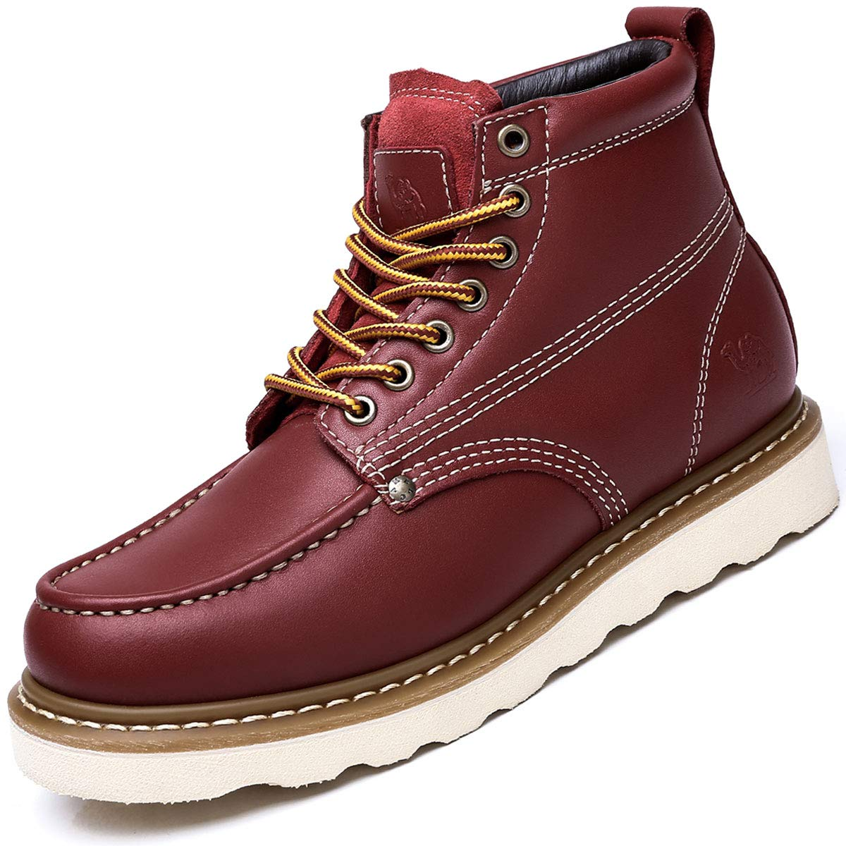 CAMEL CROWN Mens Work Boots 6
