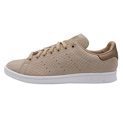 adidas Originals Stan Smith Femme Baskets Mode Beige ...