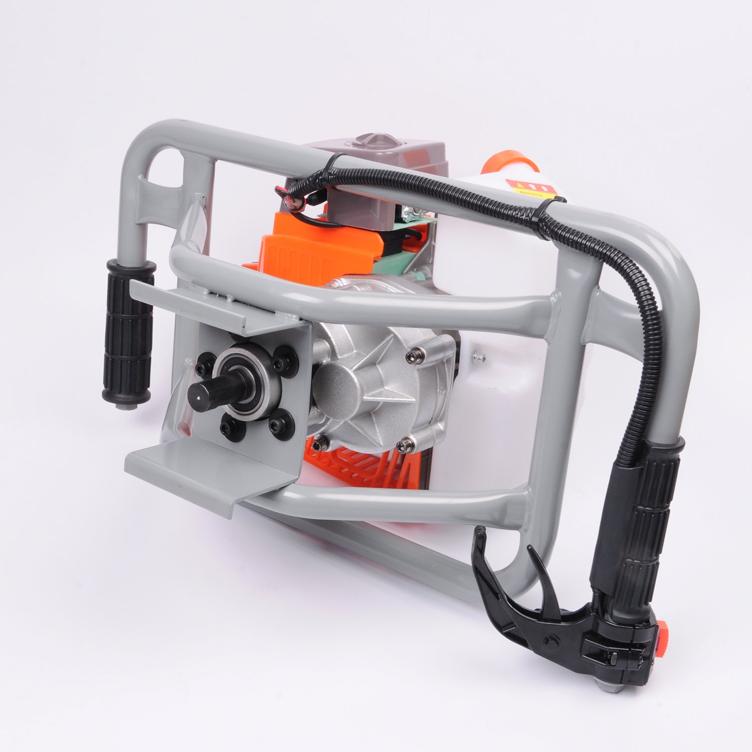 Wotefusi Power Digger 63cc 2.2KW Planter Post Hole Ground Drilling Machine 2T Petrol by Wotefusi (Image #3)