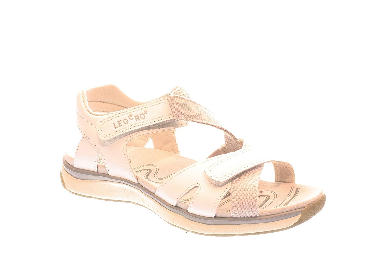 Legero Damen Sandale G Weiss (Weiß) 6-00770-50 lZZfdB1