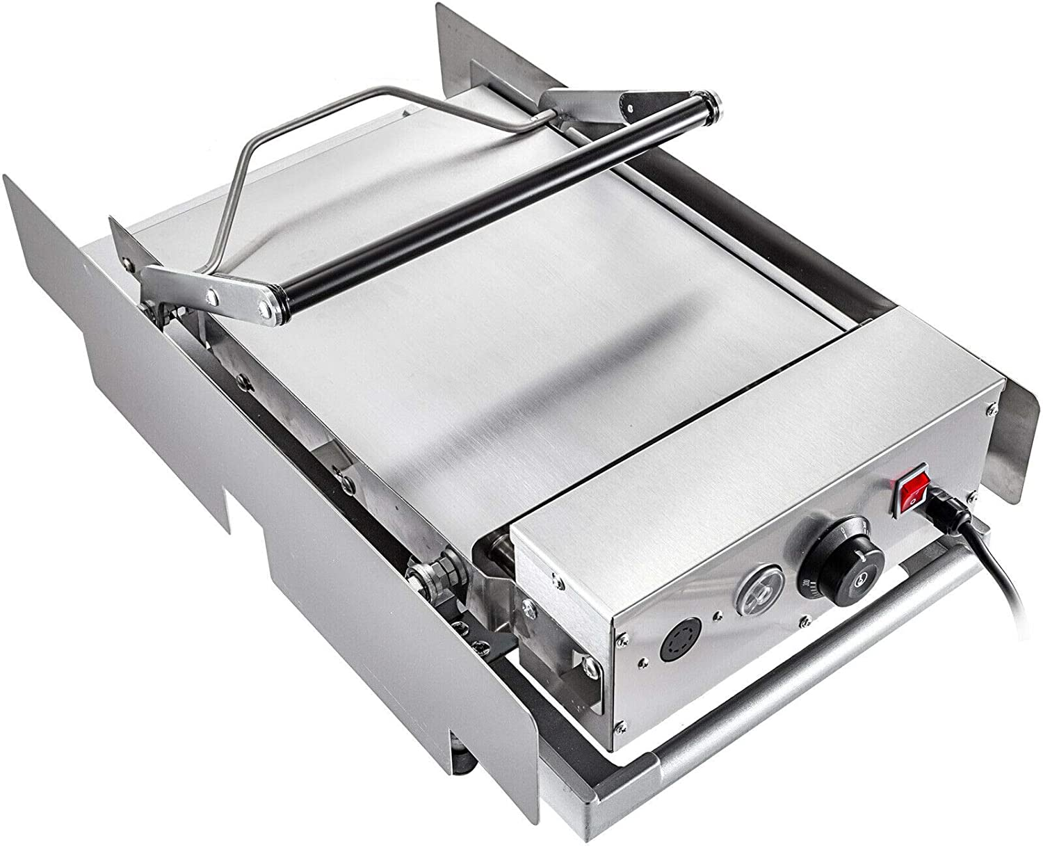 Hamburger Bun Toaster Bun Toaster Commercial Double-Layers for 12 Slices, Size 26.8 x 16.9 x 13.0 inch 122-572 ?, Widely used in Fast-Food Restaurants, Snack Stands, and other Food Industries
