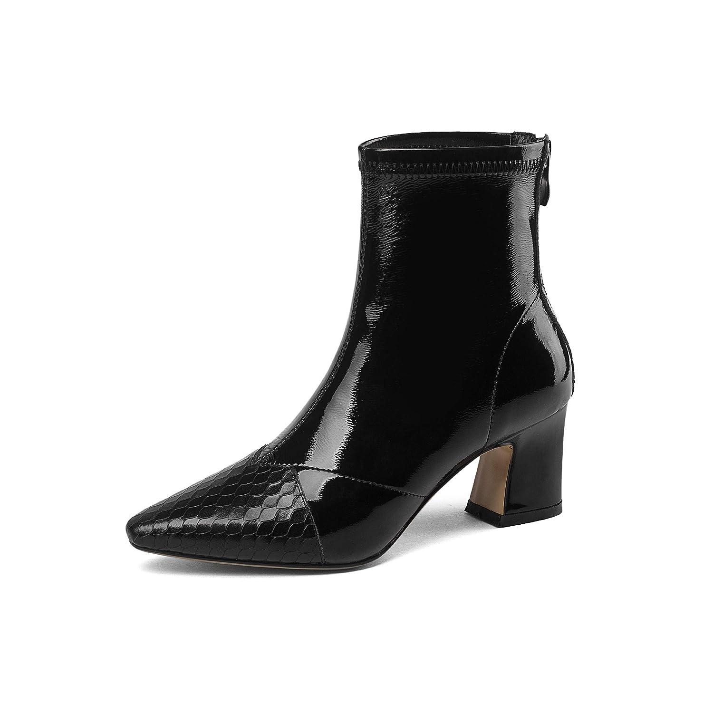 JIEEME zH4151, JIEEME Boots Chelsea Noir Femme zH4151, Noir dba3134 - conorscully.space