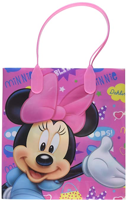 Image Unavailable Not Available For Color Disney Minnie Mouse Party Favor Goodie Small Gift Bags 12