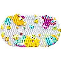 OTHWAY Alfombrilla de baño antideslizante para bebé, alfombrilla de baño para niños, antimoho, alfombrilla de seguridad…