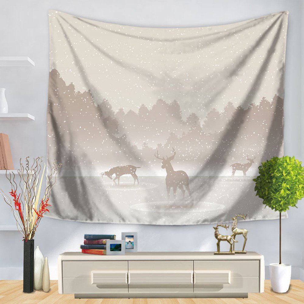 Weiliru Wall Hanging Tapestry Small Wall Tapestry Home Decorations for Bedroom Dorm Decor Bohemian Tapestries