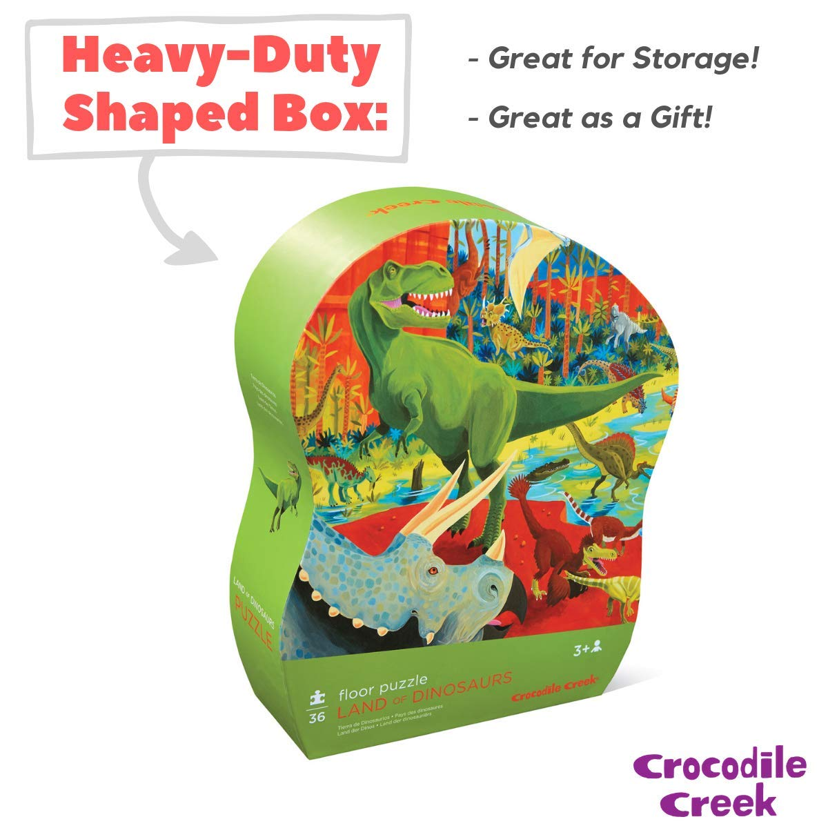 Crocodile Creek Puzzle