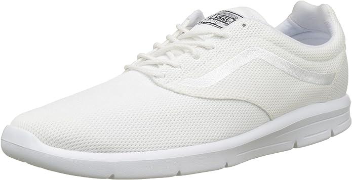 Vans Iso 1.5 Sneakers Unisex Damen Herren Weiß Mesh