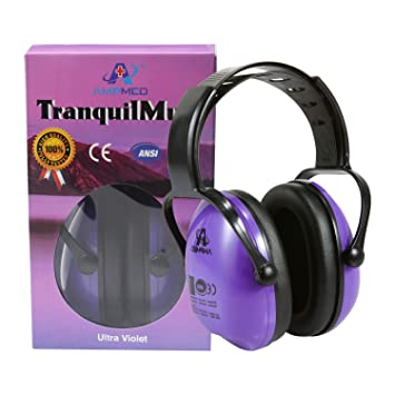 b57655d4cb2 Hearing Protection Earmuff/Headphone for Toddlers, Kids, Teens, and Adults.  Amplim