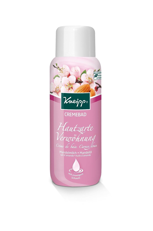 Kneipp Cremebad leche mimos piel tierna de almendras y aceite de almendras, 2-pack (2 x 400 ml) 93525