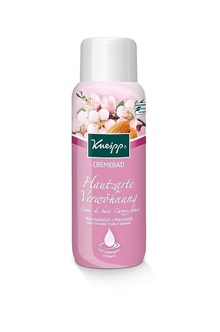 Kneipp Cremebad leche mimos piel tierna de almendras y aceite de almendras, 2-pack