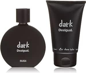 Desigual Dark Man Set de 2 Piezas - 1 pack: Amazon.es: Belleza
