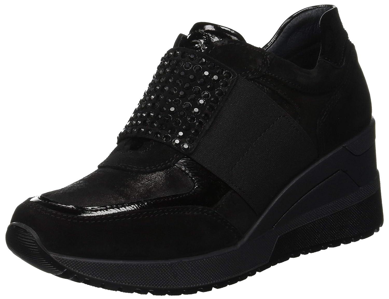 TALLA 37 EU. IGI&Co Dce 21507, Zapatillas Altas para Mujer