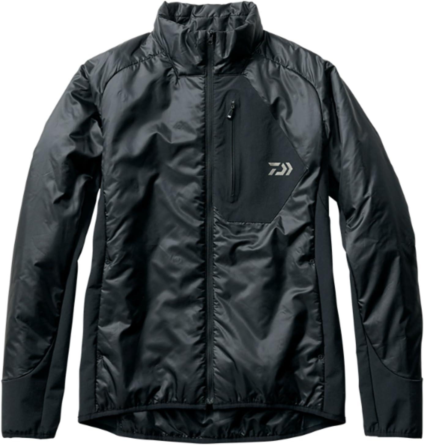 ダイワ(Daiwa) フィッシング ジャケット プリマロフト インナージャケット DJ-2407 ブラック L