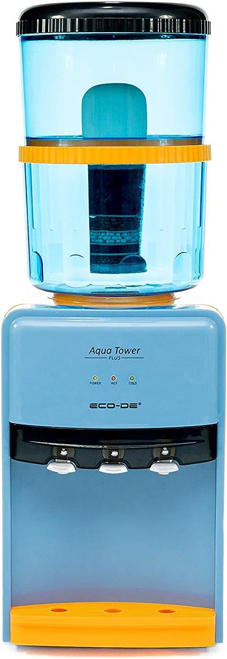 Eco-3190 Completo – Aqua Tower + Filter Tower – Dispensador de ...