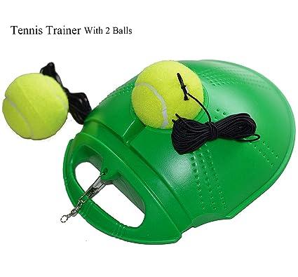 Amazon.com : Bestdealing Tennis Trainer, Rebound Tennis ...