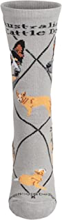 product image for Wheel House Designs Women's Australian Cattle Dog Socks