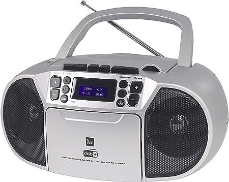 Dual Dab P 210 Cassette Radio With Cd Dab Elektronik
