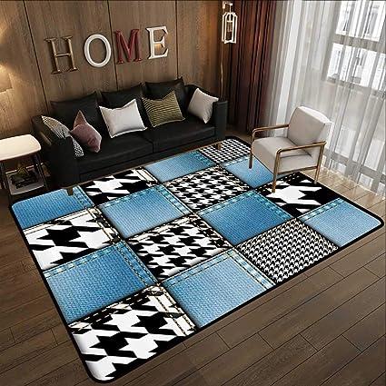 Amazoncom Carpet Flooringfarmhouse Decor Digital